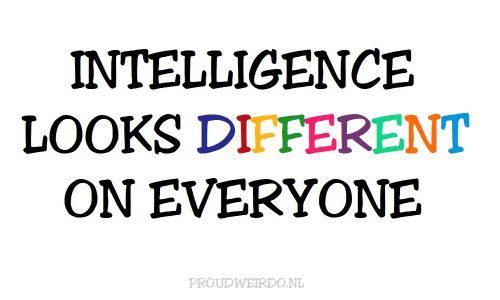 1. Intelligentie