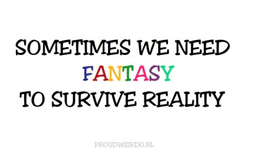 1. Mijn fantasie