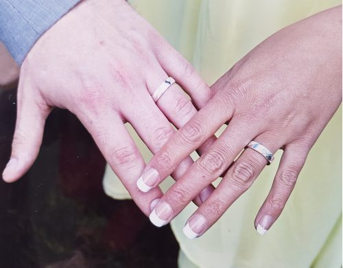 1. Onze bruiloft